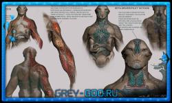 Концепт-арт Grey Goo: Фракция Бета