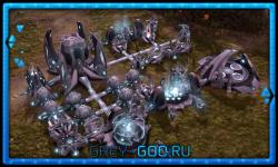 Скриншот Grey Goo: Фракция Человечество