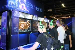 Фото с GamesCom 2014