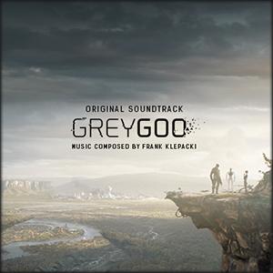 Обложка саундтрека Grey Goo от Frank Klepacki