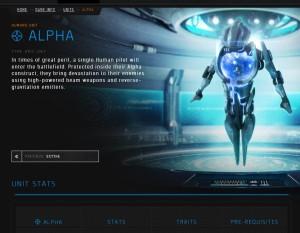 Новый официальный сайт игры