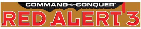 Логотип Red Alert 3